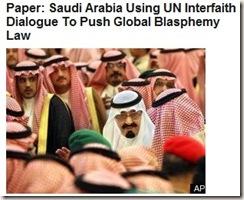 saudi blasphemy law