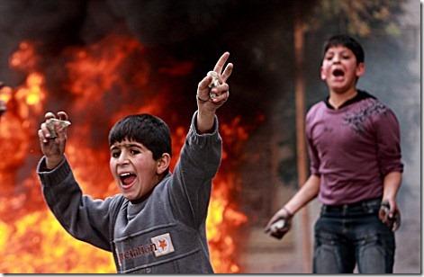 children street  fighting