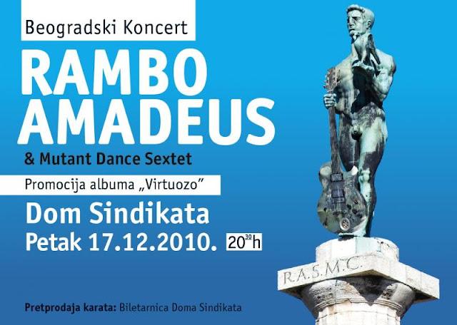 Koncert Ramba Amadeusa