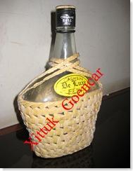 feni  bottle from Goa