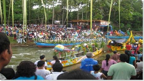 Sao joao boat festival