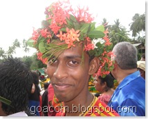 The Goan Sao Joao Kopel competition