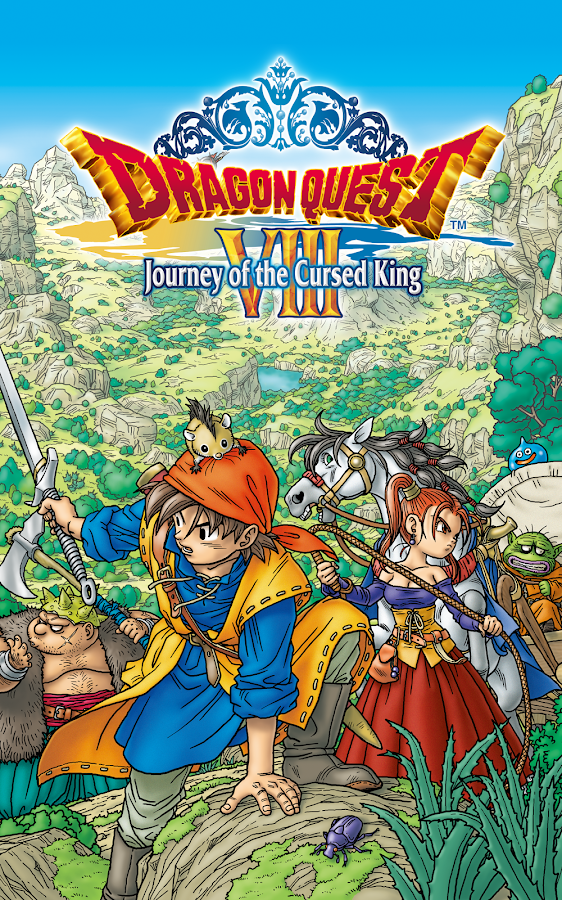 DRAGON QUEST VIII Screenshot 5