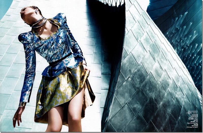 Vogue China - Scientific Glamour 1