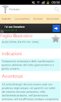 Screenshot of Prontuario Farmaceutico Gratis