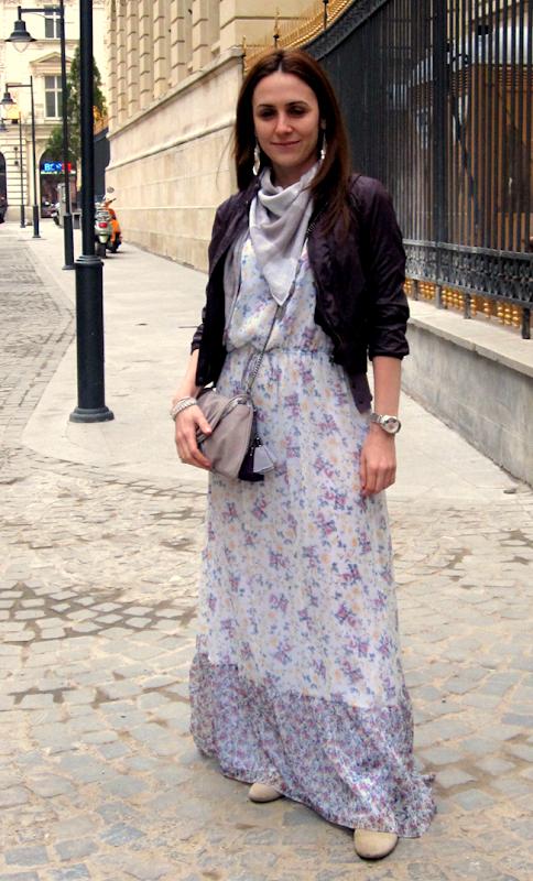 Bucharest Street Style @ Bette's Vintage Line