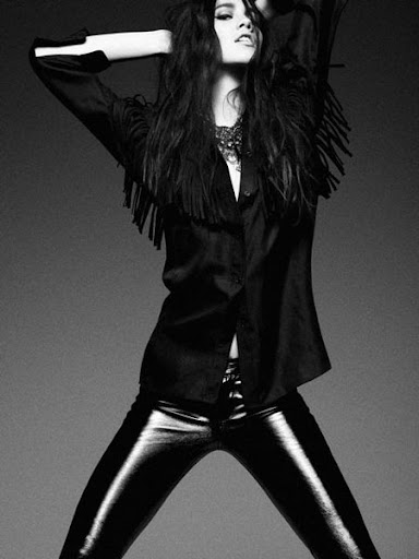 Glam Rock | Black & White | Photography