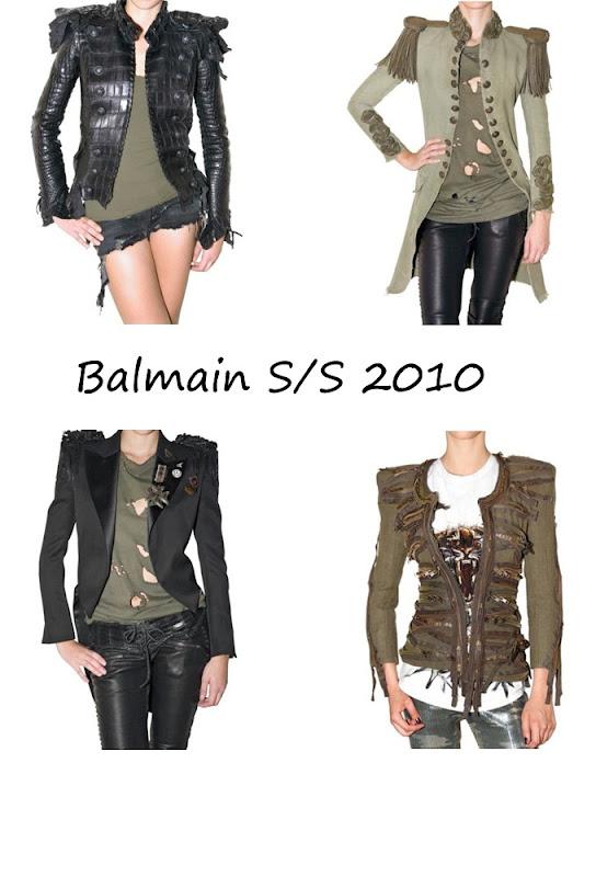 Balmain @ Bette's Vintage Line