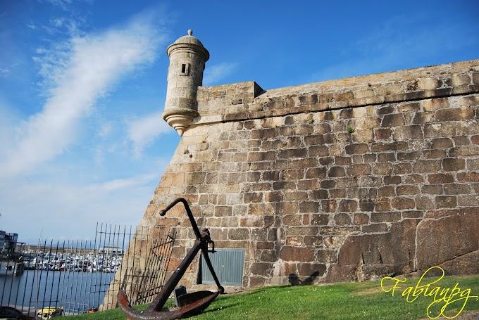 Castillo de San Antón, La Coruña
