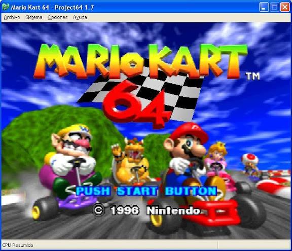 descargar juegos de n64 en espanol