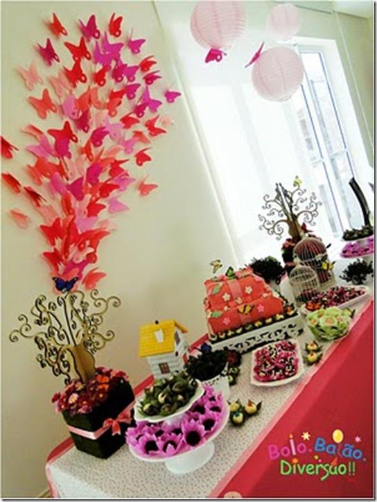 decoracao infantil jardim das borboletas:Pensando na festa de um ano da Dudinha – Criative-se