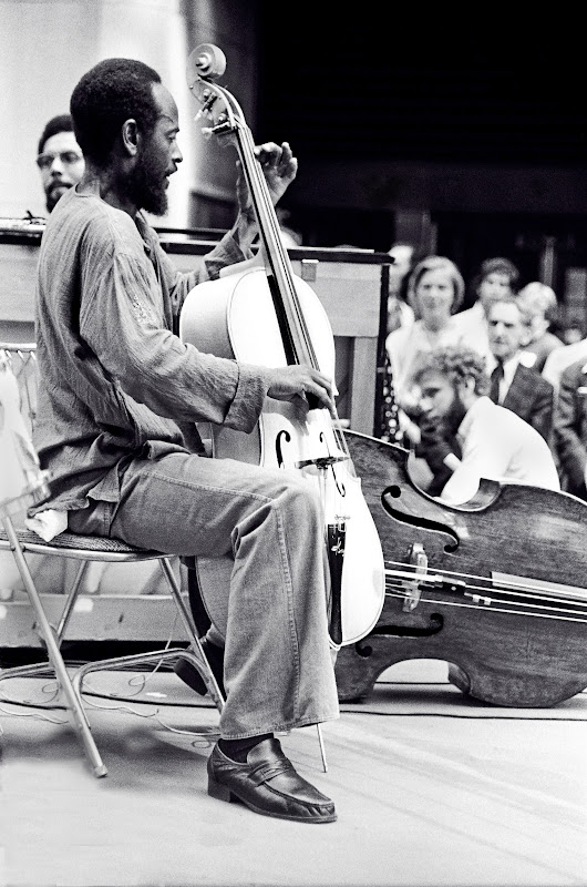 Perch Heath - piccolo bass & Stanley Cowell - piano NYC 1977.jpg