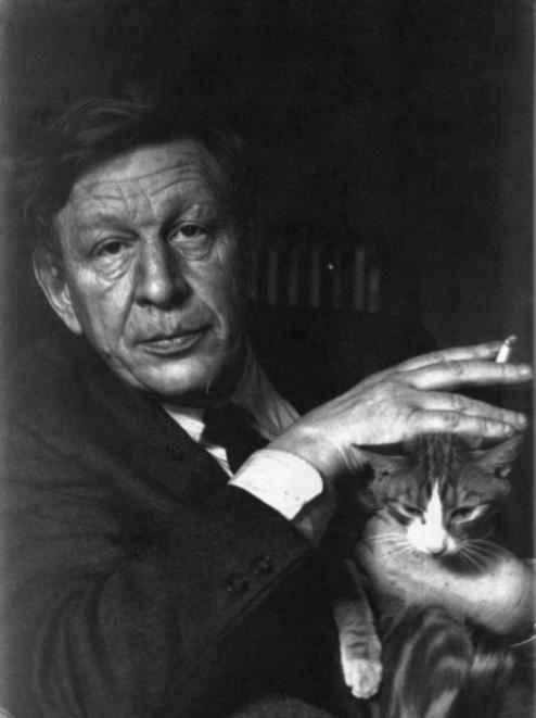 W.H. Auden with