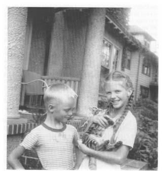 Sylvia Plath with