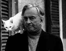 Gore Vidal with