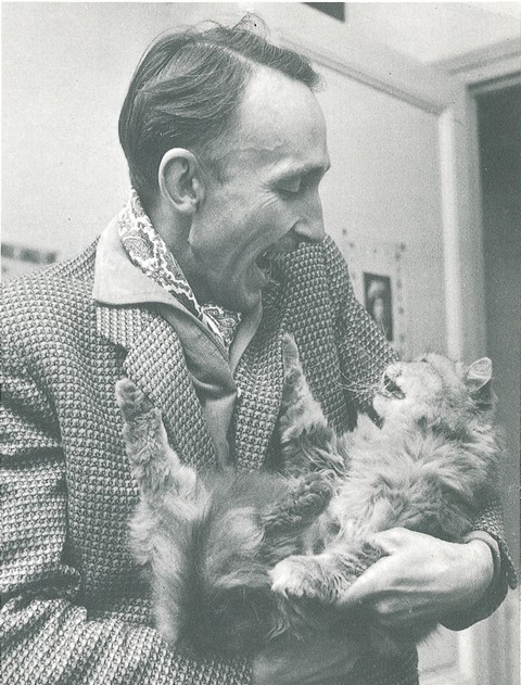André Bazin with