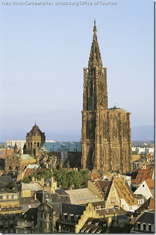 Cathedrale - Yves Noto-Campanella - Strasbourg Office of Tourism