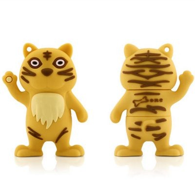 Tiger USB memory stick