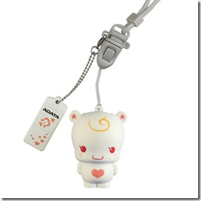 Whitre angel USB thumbdrive