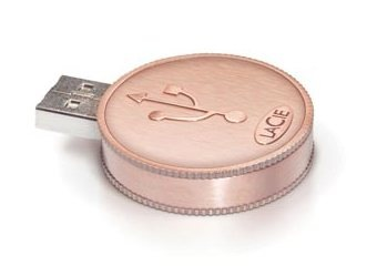 Currency USB flash drive