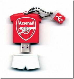 Arsenal USB drive