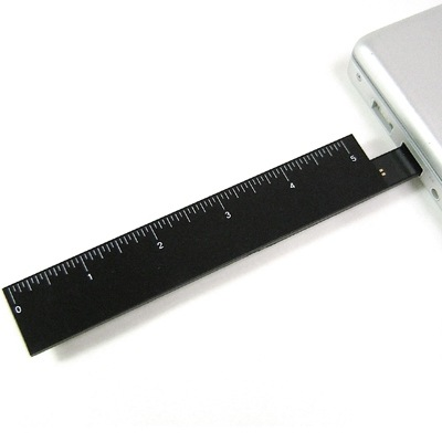 Ruler USB memory stick