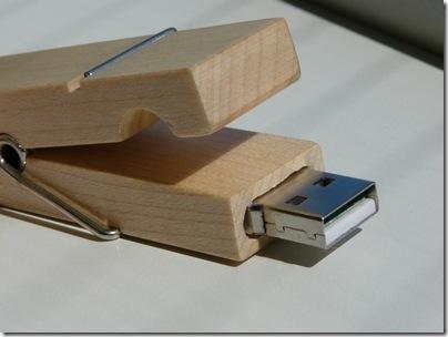 Claim USB memory