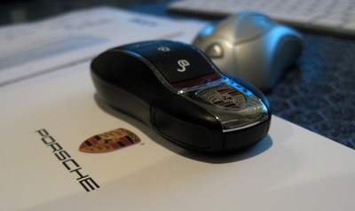 Porshe USB flash drive