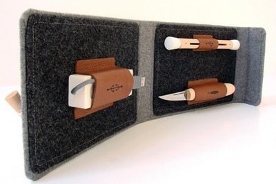 A kit to making USB memory storage