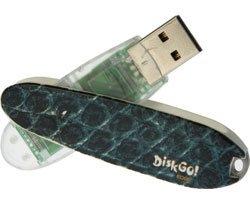 Snake desing USB drive