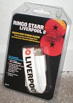 Ringo Star Liverpool 8 USB drive