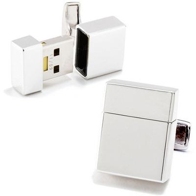 USB drive Cufflinks