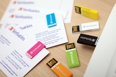 Clips-its USB flash drive