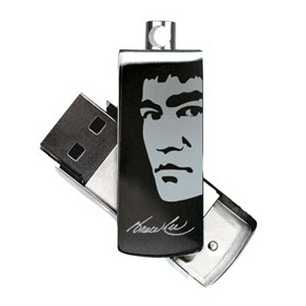Bruce Lee USB memory stick