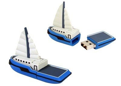 Boat USB flash drive