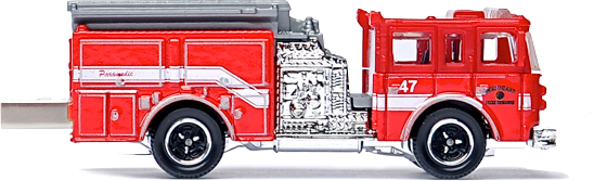 Fire engine USB flash drive 1