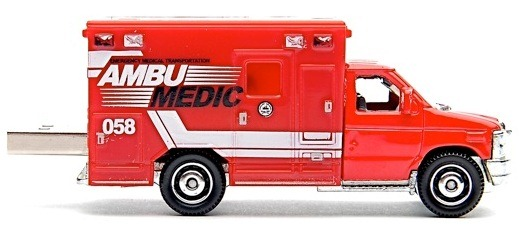 Ambulance USB flash drive 1