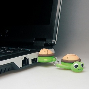 The Aquarium range Sea turtle USB memory stick