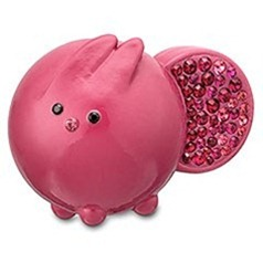 Swarovsky USB rabbit red