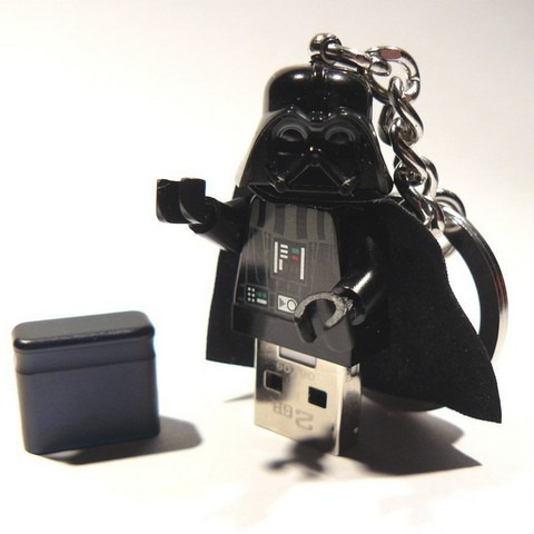 Lego Star Wars USB flash drive