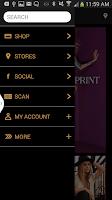 Screenshot of bebe Mobile