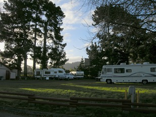 Humboldt County Fairgrounds Campground