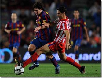Barcelona v Atletico Madrid La Liga V1ALetjJE0El