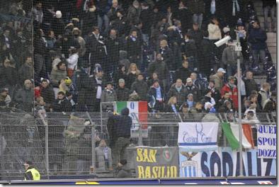 Lazio taraftar