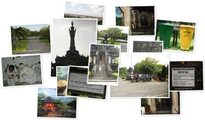 View Monumen Masyarakat - Bali