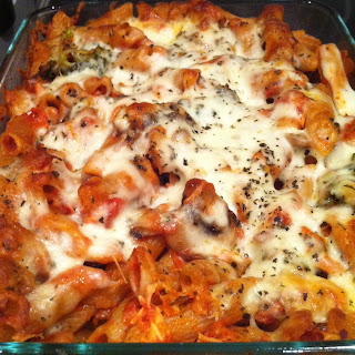 Low Fat Chicken Pasta Bake Recipes