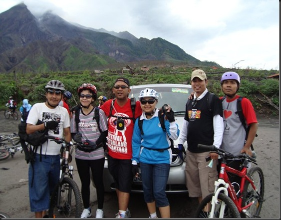 Kali adem lava Tour 2011
