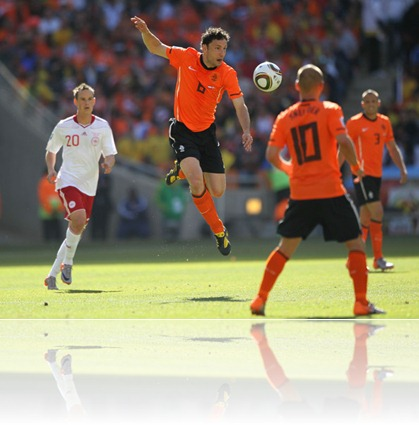 Netherlands v Denmark Group E 2010 FIFA World Ug3OUhzayuLl