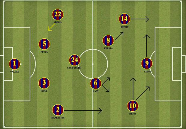 Barça 08-09