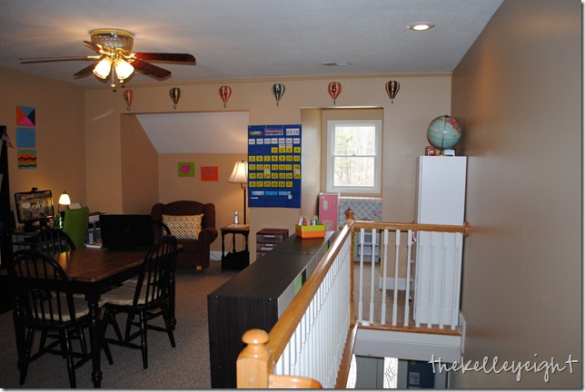 My homeschool school room wishlist tour meet penny for Homeschool dining room ideas